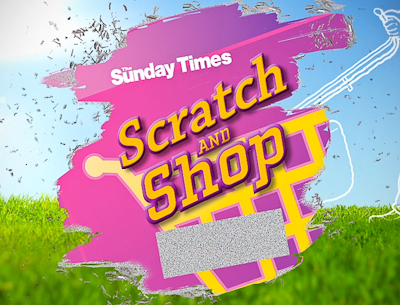 Sunday Scratch & Shop TVC