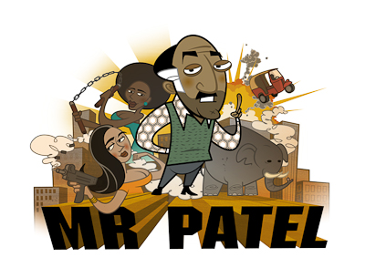 Mr Patel Animated Series