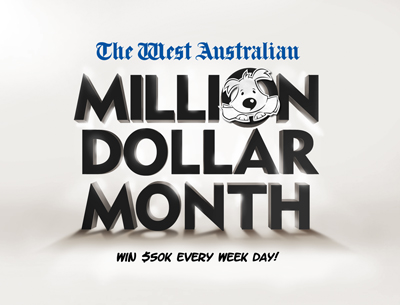 The West Australian – Million Dollar Month