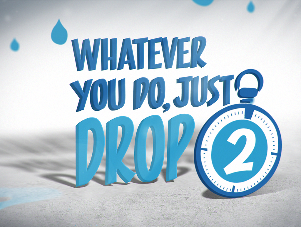 Water Corporation Drop 2 –  Campaign