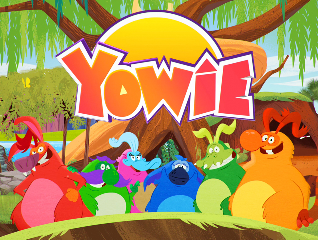 Yowie – Web Series