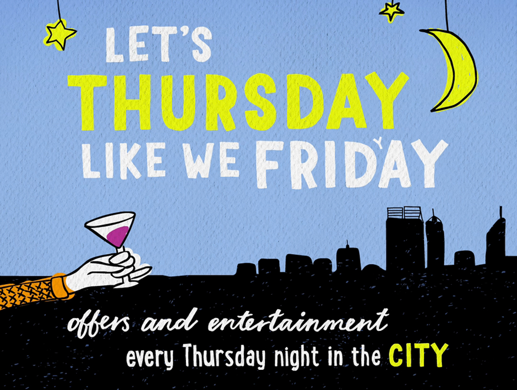 City of Perth – Thursdays