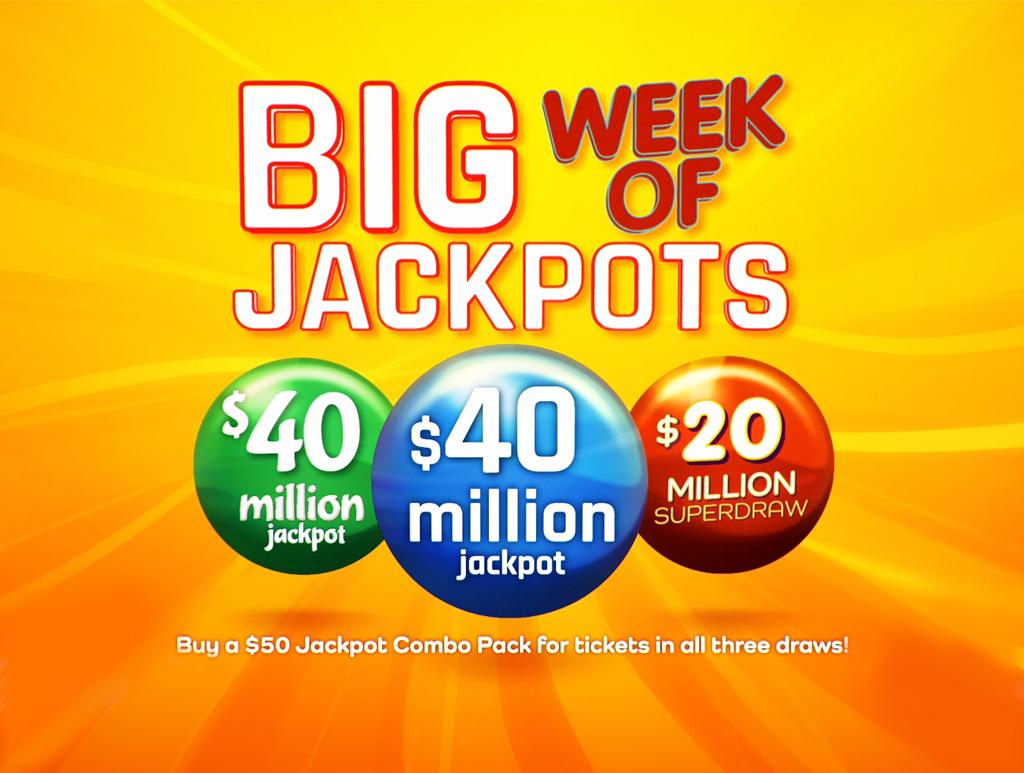 Lotterywest – Jackpot Bonanza